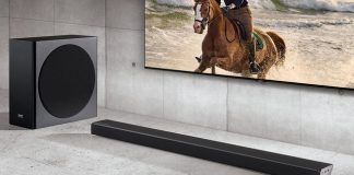 samsung, soundbar, loa, tv, tintucaudio