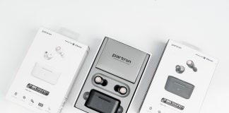 Partron, PWE-100, tai nghe, không dây, true wireless, tintucaudio