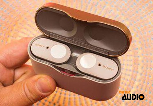 WF-1000XM3, sony, tai nghe, không dây, true wireless, cao cấp, tintucaudio