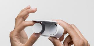 Surface Earbuds, microsoft, tai nghe, không dây, true wireless, cao cấp, tintucaudio